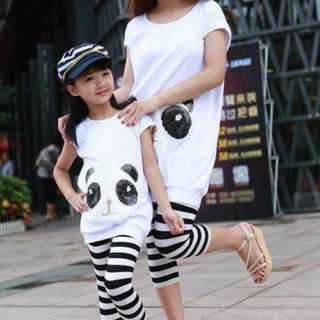 M&D Terno Mother- 470 ( FIts to Large Frames ) Kids- 370 ( FIts to 3-6 years old). Set Terno Mother & Kids - 700