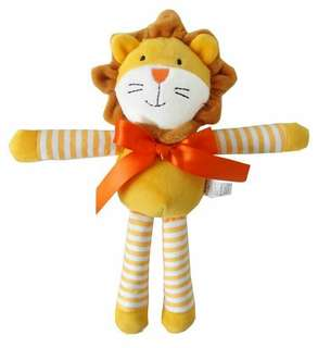 Long-Legged Plush Toy -lion
