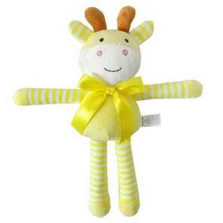 Long-Legged Plush Toy -giraffe