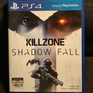 PS4 Killzone - Shadow Fall