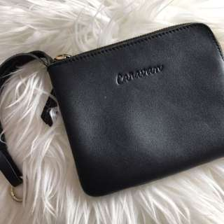 Caravan Leather Purse