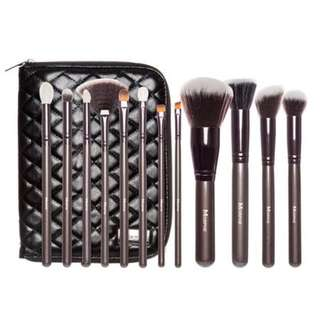 Morphe Set 503 - 12 Piece Beautiful and Bronze Set
