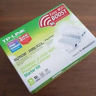 TP Link WiFi Powerline Extender