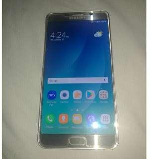 Samsung Galaxy Note 5 SME Gold Platinium
