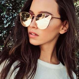 "Quay Australia ""All my love"" Sunglasses"