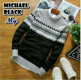 MICHAEL TRIBAL BLACK