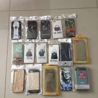 IPHONE 5, 5S CASING
