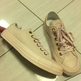 Brand new size 8 converse. UK exclusive.