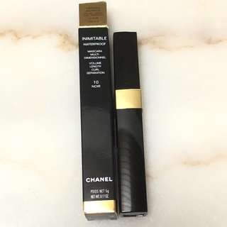 Authentic Chanel mascara