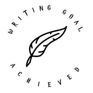 Harry Potter - Writing Goal Achieved - Teacher Stamp