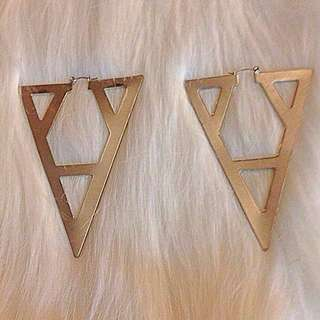 ⚡️ Vintage Statement earrings