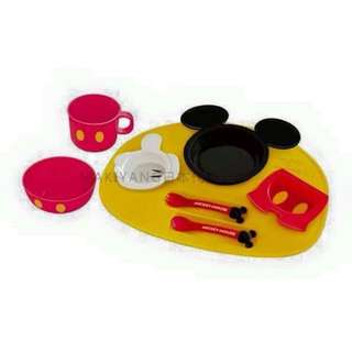🆕Mickey Mouse Dining Set