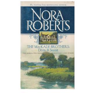 BF: Nora Roberts - The MacKade Brothers - Devin & Shane