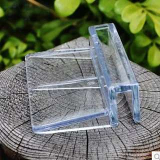 Fish Tank Cover Holder 6mm / 8mm / 10mm / 12mm for Fish Tank
