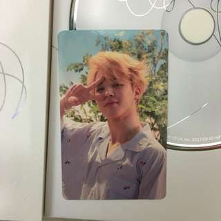 [WTS/WTT]BTS JIMIN OFFICIAL PC