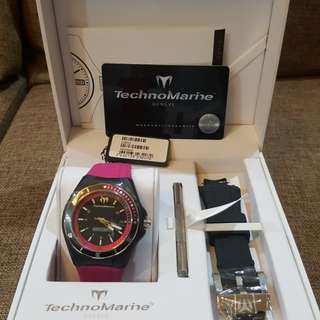 Technomarine Cruise sports