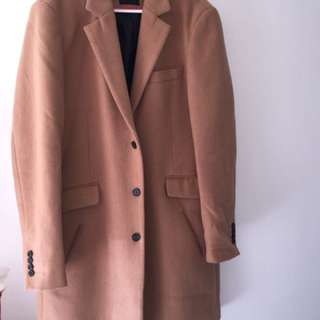ASOS Camel Coat