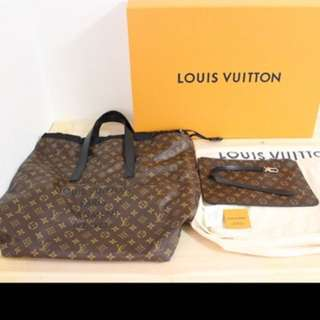 Louis Vuitton X Fragment Tote Bag limited edition