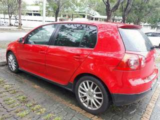 Volkswagen Golf 1.4A GT supercharge turbo SG