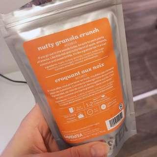 Davids Tea (Nutty Granola Crunch)