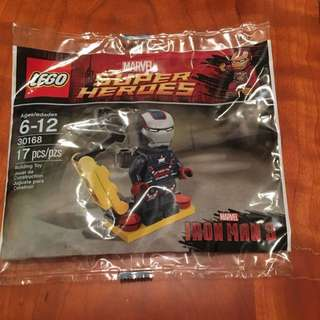 Lego 30168 Iron Patriot Polybag