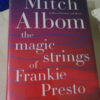 Mitch Albom - The Magic Strings of Frankie Presto