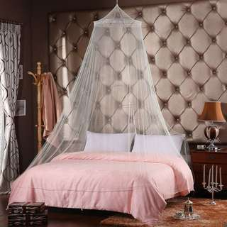 🌹Mosquito Net Mesh Canopy Dome Bedding Net 🌹