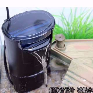 Sobo Low water Filteration Pump for Tortise / Turtle / Terrapin Fish Tank