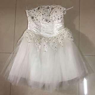 🚚 全新新娘伴娘小婚紗