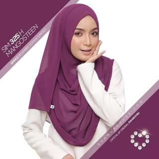 Simple Heart Instant Shawl