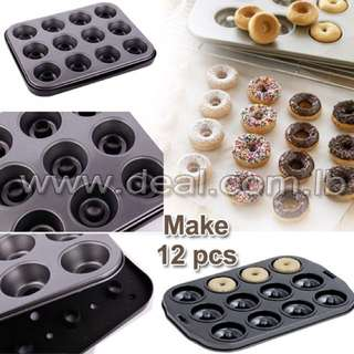 PLASTIC CAKE MOULD SET