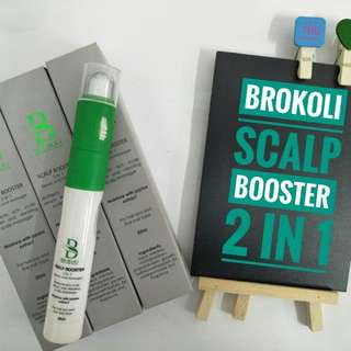 Imaan Scalp Booster 2-in-1