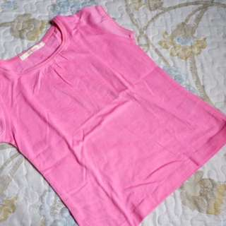 Just tees pink top for girls