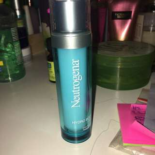 Neutrogena hydro boost serum with intensive hydrating mask