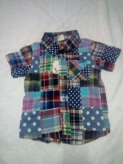 Boy's Shirt (Tampalan)
