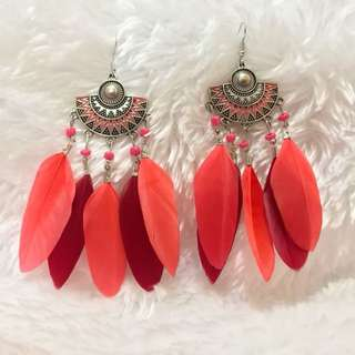 Feather Earring - New