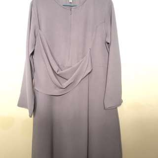 SALE!! Further Reduction!! Vanilla Hijab Tunik
