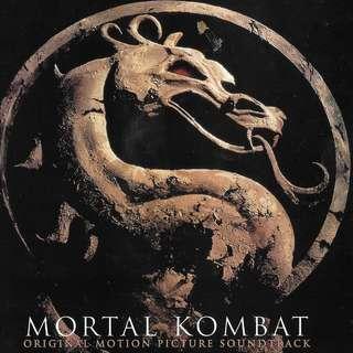 MY CD - OST MORTAL KOMBAT // FREE DELIVERY BY SINGPOST./ BOX W24/