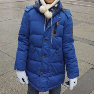 Boys Down Winter Jacket