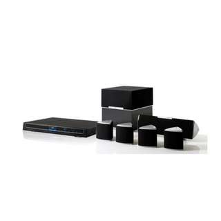 Home theater 5.1 dvd system from jamo