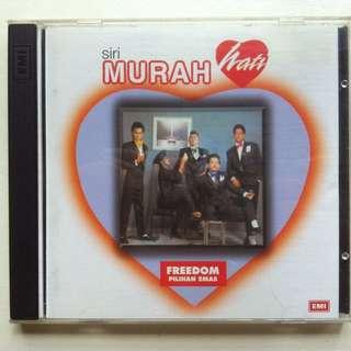 Freedom - Pilihan Emas CD Malay music