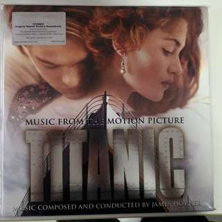 Titanic - Music from the motion picture (Vinyl)