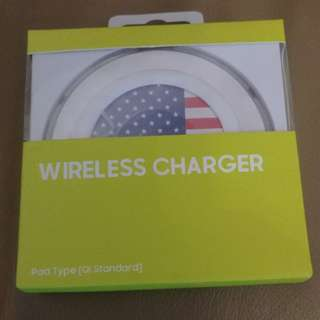🈹〽 qi wireless charger pad 無線充電座