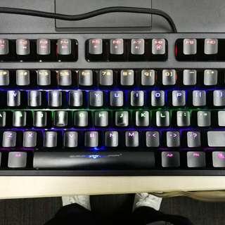 Dragonwar Atomos mechanical keyboard