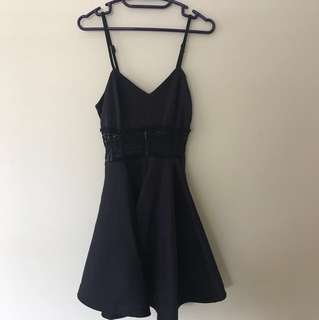 Navy blue loving things dress size 6