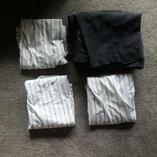 DSC boys uniform bundle