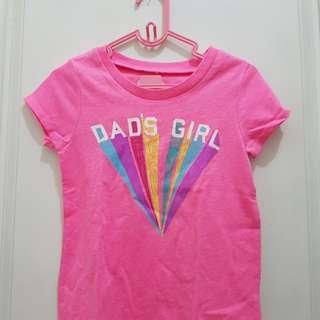 Kaos Dad's Girl oshkosh