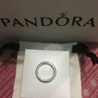 Pandora Softly Spoken Ring