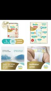 Pampers L 62