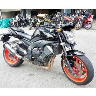 2009 Yamaha FZ1N (COE till July 2029)